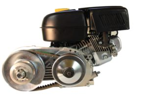 TAV2  Torque Converter; Comet Mounted on Engine