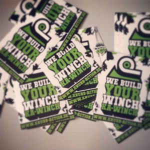 Sticker | KA-Winch Logo