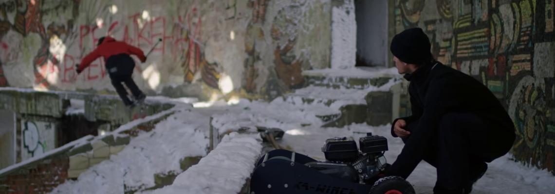 MSP Films Ruin & Rose feat. KA-Winch