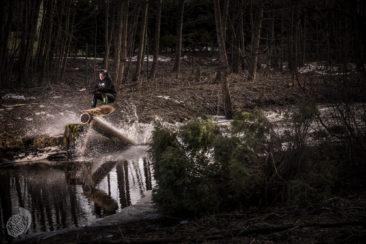 Rider: Kristaps Gredzens // Photo by: Arturs Pavlovs