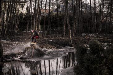 Rider: Toms Kļaviņš // Photo by: Arturs Pavlovs