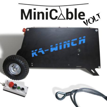 KA-Winch MiniCable Volt