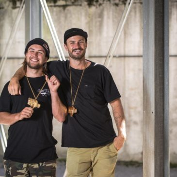 Felix Georgii x Steffen Vollert holen X-Games GOLD!